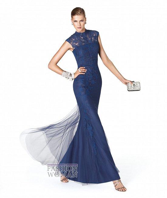 Коллекция вечерних платьев La Sposa 2014 фото №48