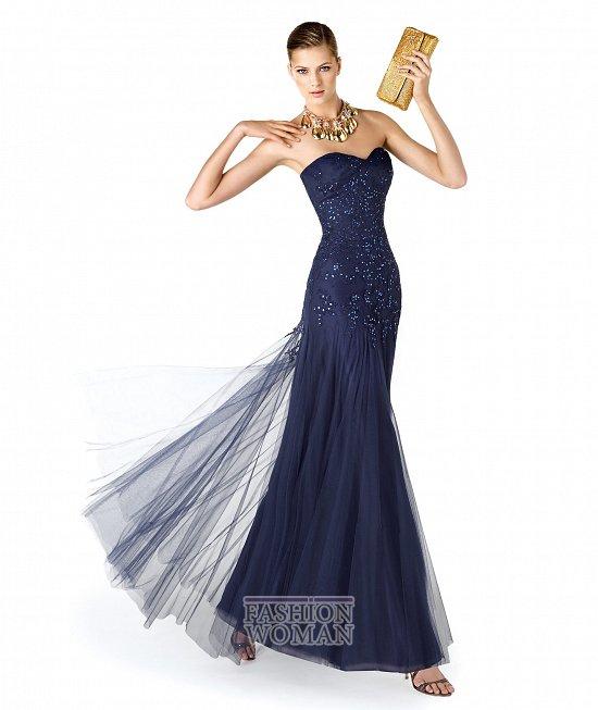 Коллекция вечерних платьев La Sposa 2014 фото №49
