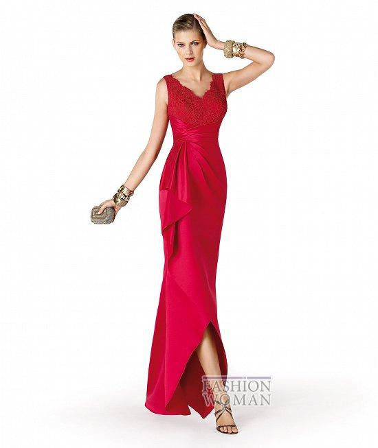 Коллекция вечерних платьев La Sposa 2014 фото №55
