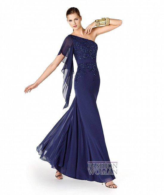 Коллекция вечерних платьев La Sposa 2014 фото №60