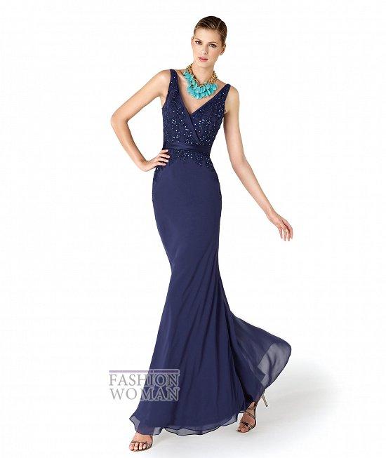Коллекция вечерних платьев La Sposa 2014 фото №61