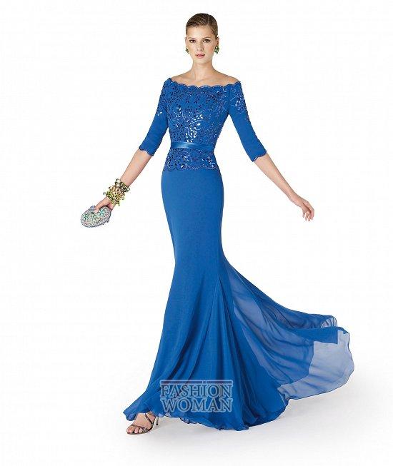 Коллекция вечерних платьев La Sposa 2014 фото №65