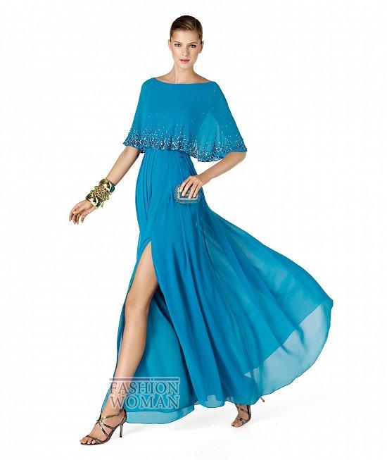 Коллекция вечерних платьев La Sposa 2014 фото №69