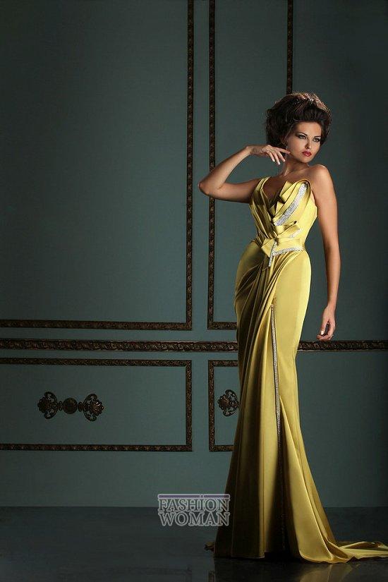 Вечернее платье от Mireille Dagher