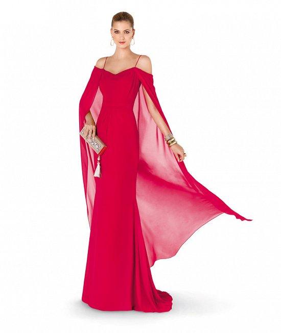 Коллекция вечерних платьев Pronovias 2015 фото №4