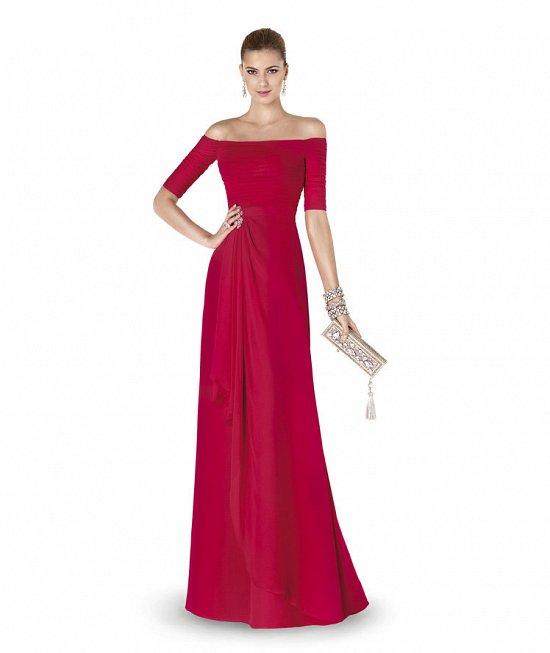 Коллекция вечерних платьев Pronovias 2015 фото №13
