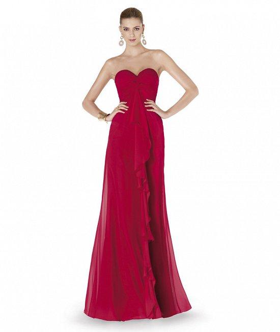 Коллекция вечерних платьев Pronovias 2015 фото №14