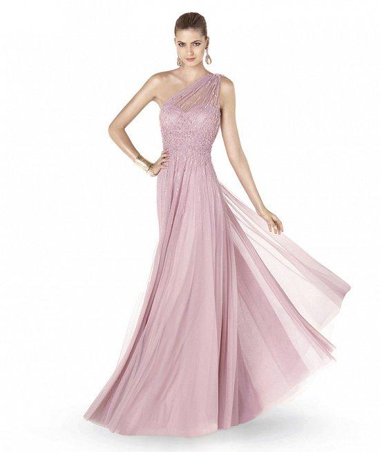 Коллекция вечерних платьев Pronovias 2015 фото №19