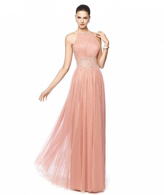 Коллекция вечерних платьев Pronovias 2015 фото №20