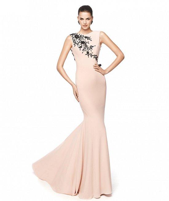 Коллекция вечерних платьев Pronovias 2015 фото №22