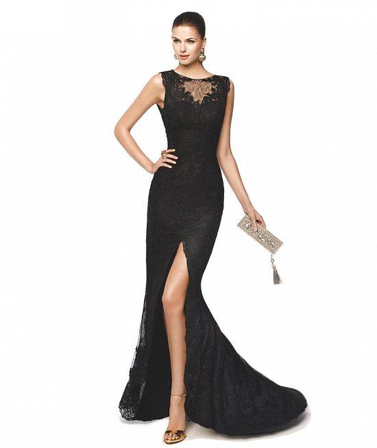 Коллекция вечерних платьев Pronovias 2015 фото №27