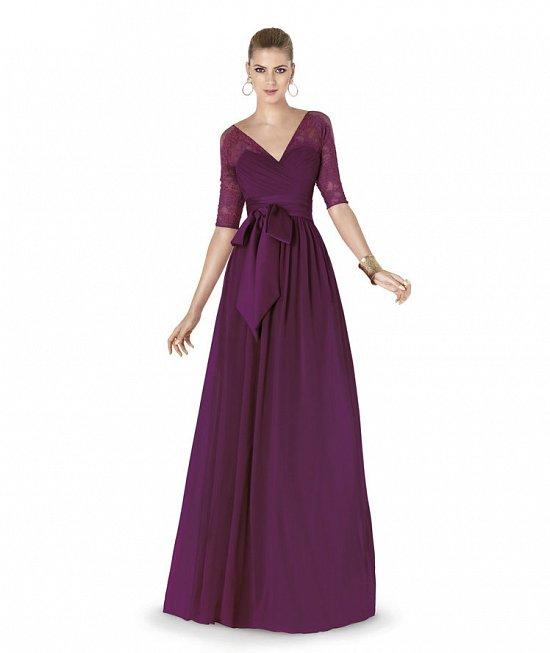 Коллекция вечерних платьев Pronovias 2015 фото №40