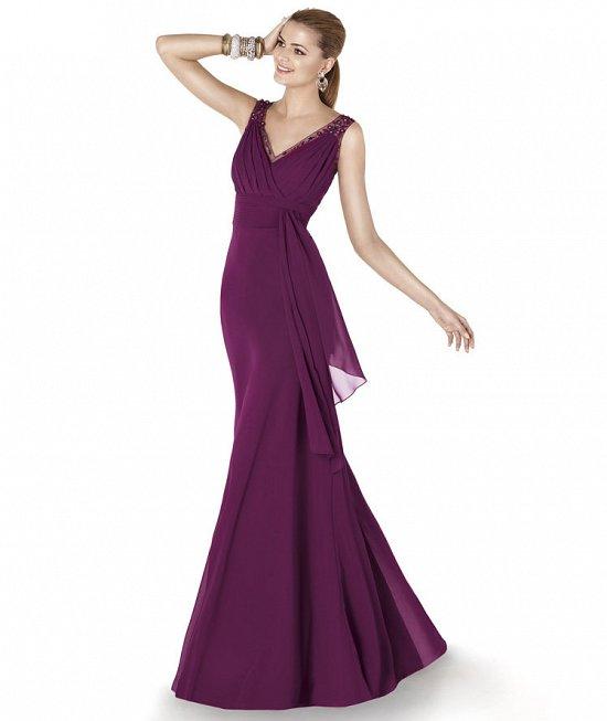 Коллекция вечерних платьев Pronovias 2015 фото №41