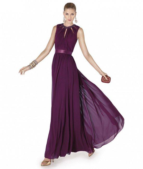 Коллекция вечерних платьев Pronovias 2015 фото №42