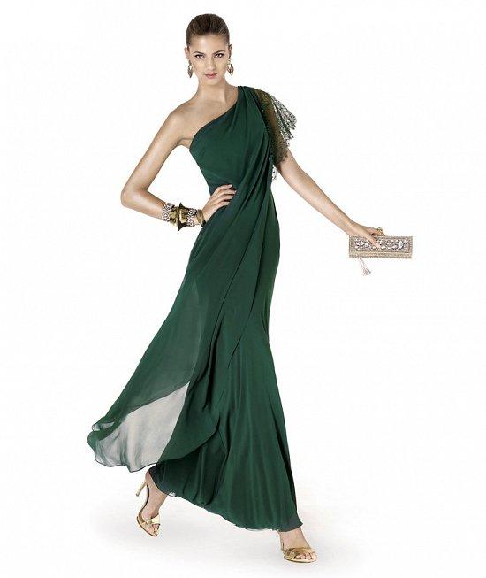 Коллекция вечерних платьев Pronovias 2015 фото №52