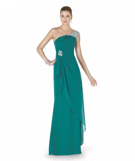 Коллекция вечерних платьев Pronovias 2015 фото №54