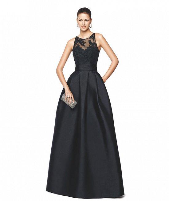 Коллекция вечерних платьев Pronovias 2015 фото №60