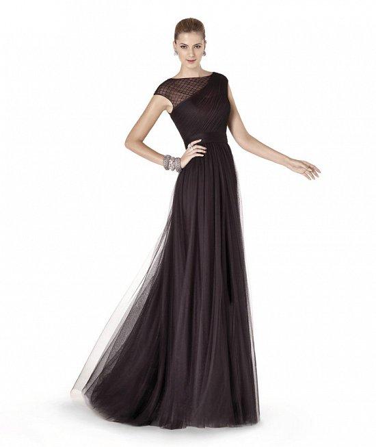 Коллекция вечерних платьев Pronovias 2015 фото №63
