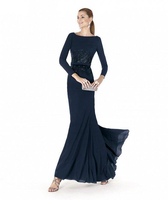 Коллекция вечерних платьев Pronovias 2015 фото №71