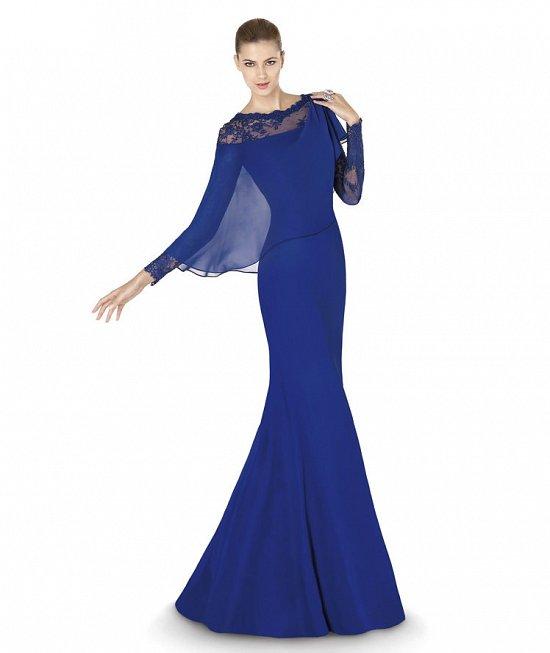 Коллекция вечерних платьев Pronovias 2015 фото №74