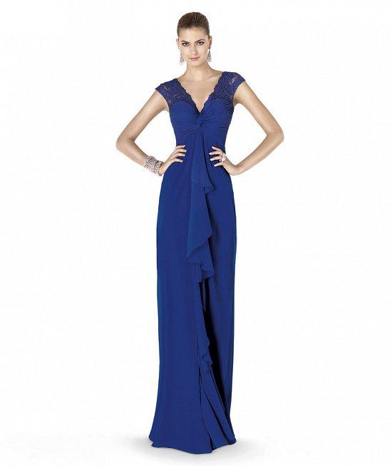 Коллекция вечерних платьев Pronovias 2015 фото №76