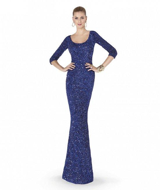 Коллекция вечерних платьев Pronovias 2015 фото №77