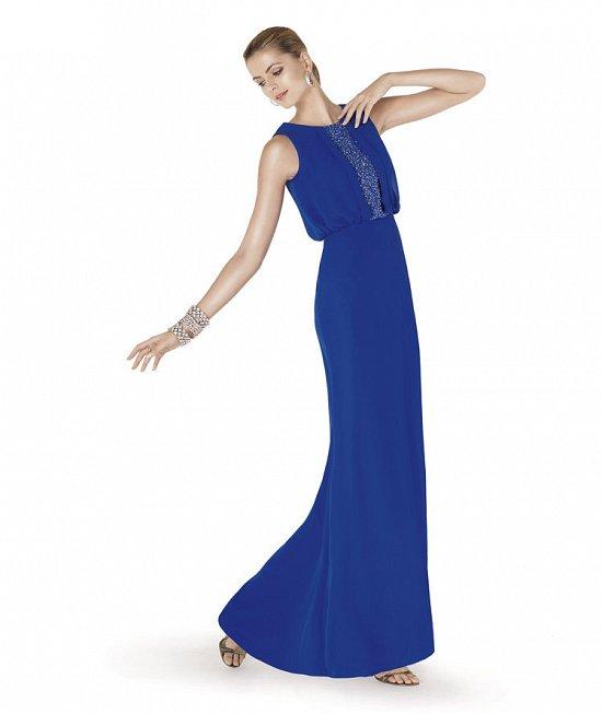 Коллекция вечерних платьев Pronovias 2015 фото №80