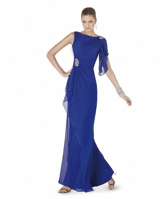 Коллекция вечерних платьев Pronovias 2015 фото №81