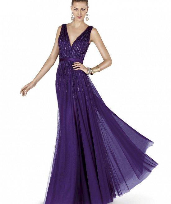 Коллекция вечерних платьев Pronovias 2015 фото №83