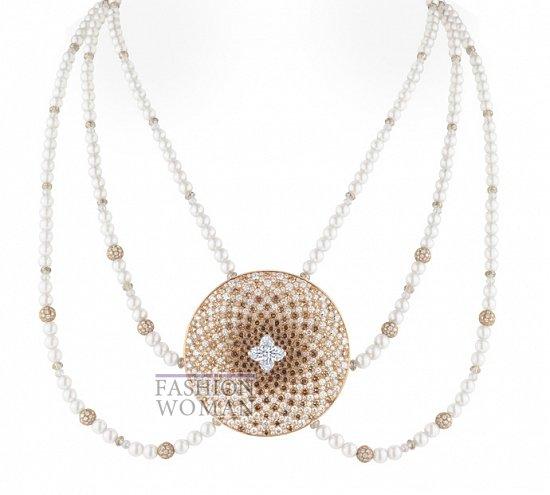 Коллекция ювелирных украшений Louis Vuitton фото №2