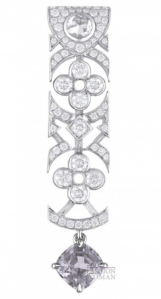 Коллекция ювелирных украшений Louis Vuitton фото №13