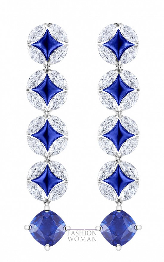 Коллекция ювелирных украшений Louis Vuitton фото №16