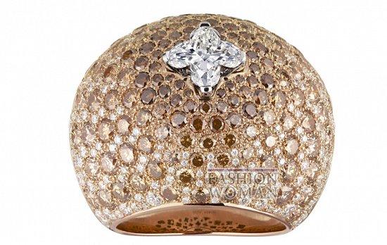 Коллекция ювелирных украшений Louis Vuitton фото №3