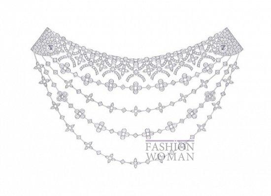 Коллекция ювелирных украшений Louis Vuitton фото №8