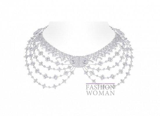 Коллекция ювелирных украшений Louis Vuitton фото №9