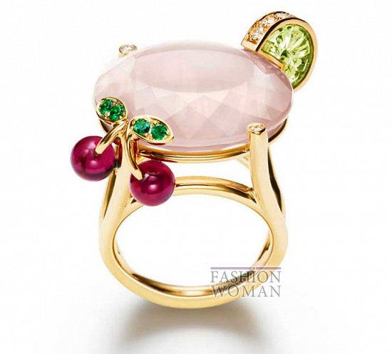 Коллекция ювелирных украшений Piaget 2013 фото №6