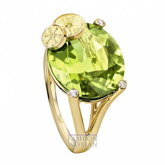 Коллекция ювелирных украшений Piaget 2013 фото №7