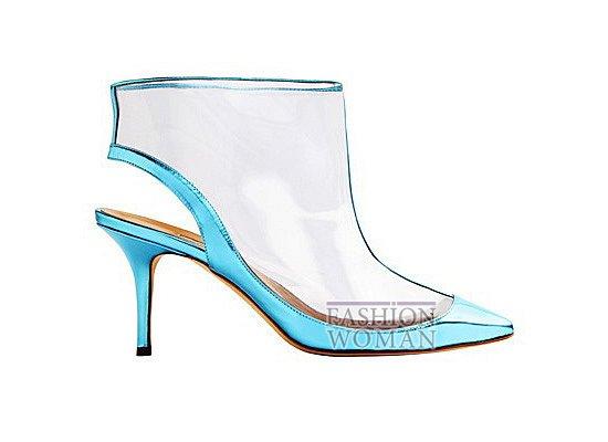 Коллекция женской обуви Manolo Blahnik весна-лето 2012 фото №12