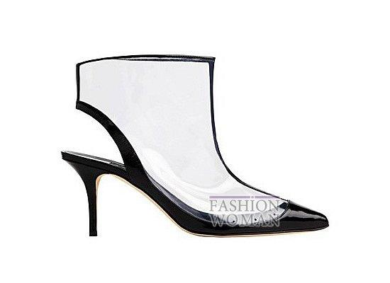 Коллекция женской обуви Manolo Blahnik весна-лето 2012 фото №14