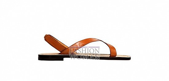 Коллекция женской обуви Manolo Blahnik весна-лето 2012 фото №17