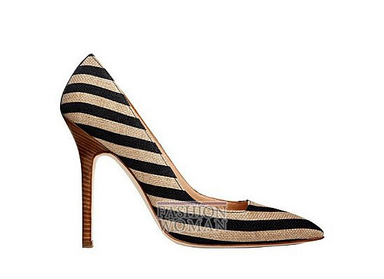Коллекция женской обуви Manolo Blahnik весна-лето 2012 фото №20