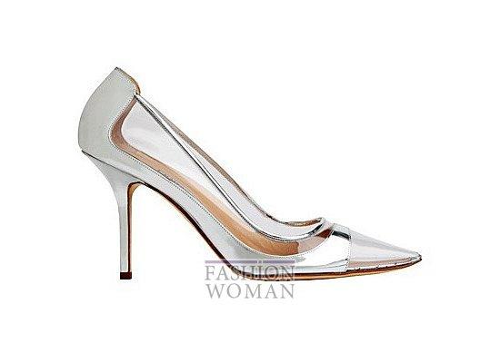 Коллекция женской обуви Manolo Blahnik весна-лето 2012 фото №49