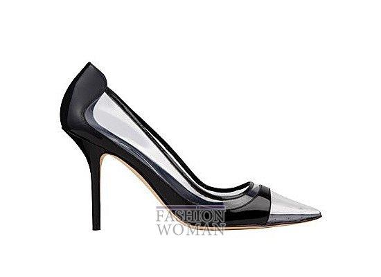 Коллекция женской обуви Manolo Blahnik весна-лето 2012 фото №50