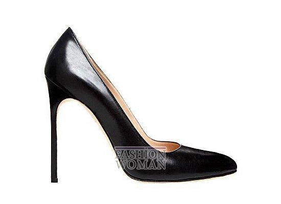 Коллекция женской обуви Manolo Blahnik весна-лето 2012 фото №57