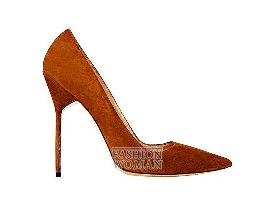 Коллекция женской обуви Manolo Blahnik весна-лето 2012 фото №60