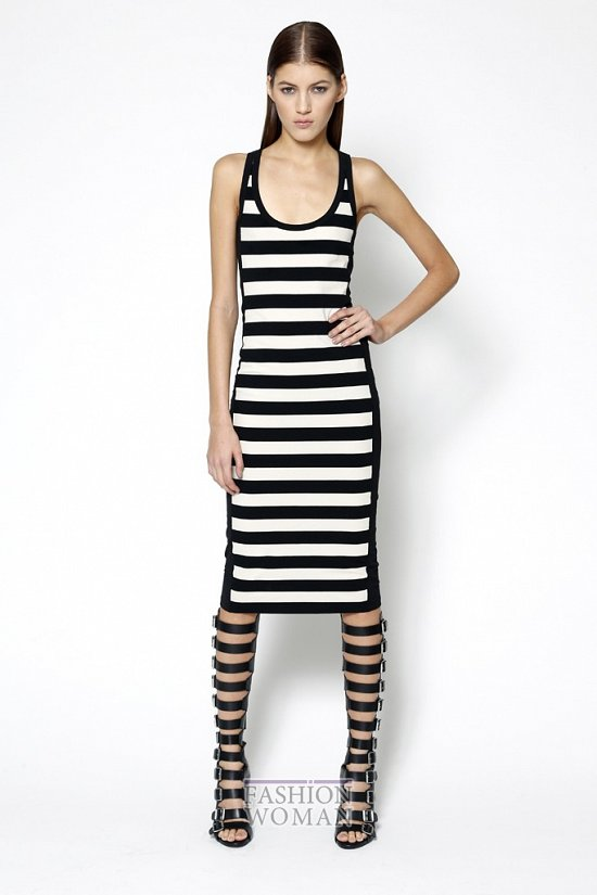 Коллекция женской одежды DKNY pre-fall 2013