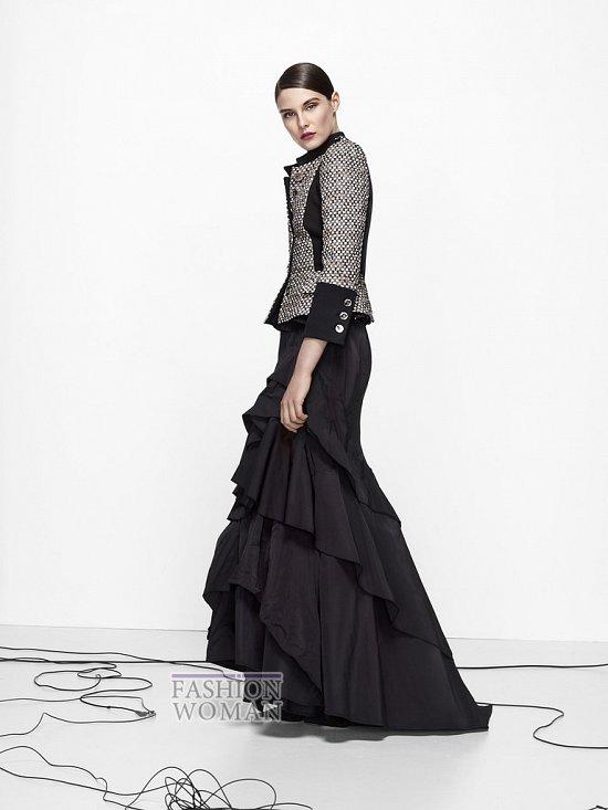 Коллекция женской одежды Karen Millen осень-зима 2012-2013 фото №5