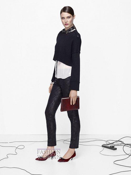Коллекция женской одежды Karen Millen осень-зима 2012-2013 фото №7