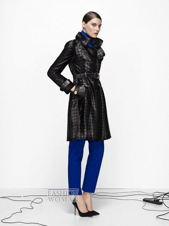 Женская одежда осень 2012