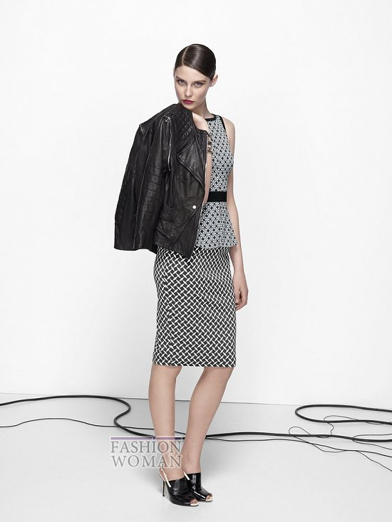 Коллекция женской одежды Karen Millen осень-зима 2012-2013 фото №10